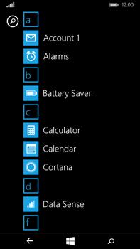 Microsoft Lumia 640 XL - E-mail - Sending emails - Step 3