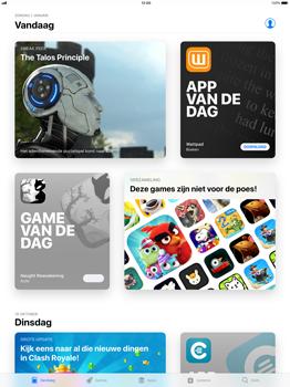 Apple iPad Pro 12.9 (1st gen) - iOS 11 - Applicaties - Downloaden - Stap 3