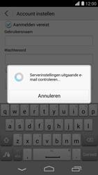 Huawei Ascend P7 - E-mail - Handmatig instellen - Stap 17