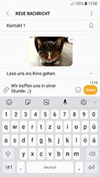 Samsung Galaxy A5 (2017) - MMS - Erstellen und senden - 20 / 22