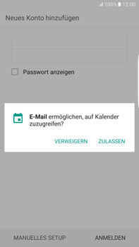 Samsung Galaxy S6 edge+ - E-Mail - Konto einrichten (outlook) - 7 / 10