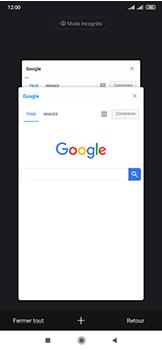 Xiaomi Mi Mix 3 5G - Internet et roaming de données - Navigation sur Internet - Étape 16
