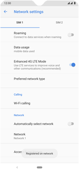 Nokia 7.2 - Network - Manual network selection - Step 13