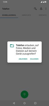 OnePlus 6T - Anrufe - Rufumleitungen setzen und löschen - 4 / 14