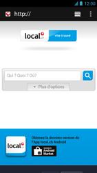 Alcatel One Touch Idol - Internet et roaming de données - navigation sur Internet - Étape 16