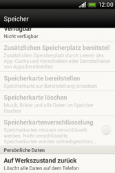 HTC A320e Desire C - Fehlerbehebung - Handy zurücksetzen - Schritt 7