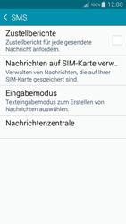 Samsung Galaxy A3 - SMS - Manuelle Konfiguration - 0 / 0