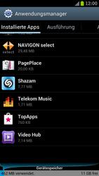 Samsung Galaxy S III LTE - Apps - Eine App deinstallieren - Schritt 9