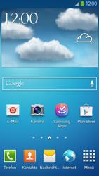 Samsung Galaxy S 4 LTE - Problemlösung - Touchscreen und Schaltflächen - Schritt 1