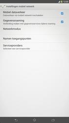 Sony C6833 Xperia Z Ultra LTE - Internet - Internet gebruiken in het buitenland - Stap 10