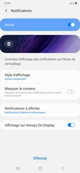 Samsung Galaxy Note20 Ultra 5G - Sécuriser votre mobile - Activer le code de verrouillage - Étape 11