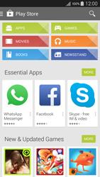 Samsung A500FU Galaxy A5 - Applications - Create an account - Step 21