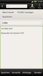 HTC One X - E-Mail - E-Mail versenden - 9 / 16