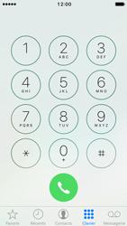Apple iPhone SE iOs 10 - SMS - configuration manuelle - Étape 3