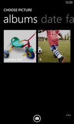 Nokia Lumia 520 - MMS - Sending pictures - Step 9