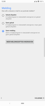 Sony xperia-10-plus-I4123 - E-mail - Account instellen (POP3 zonder SMTP-verificatie) - Stap 20