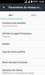Alcatel U3 - Premiers pas - Configurer l