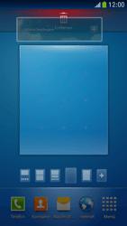 Samsung Galaxy S 4 Mini LTE - Startanleitung - Installieren von Widgets und Apps auf der Startseite - Schritt 10