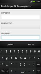 HTC Desire 601 - E-Mail - Konto einrichten - Schritt 18