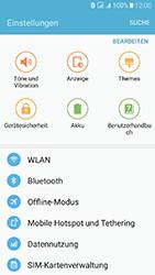 Samsung Galaxy J5 (2016) DualSim - Internet - Manuelle Konfiguration - 1 / 1