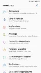 Samsung G920F Galaxy S6 - Android Nougat - Réseau - Changer mode réseau - Étape 4