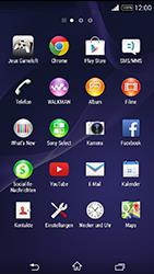 Sony Xperia T3 - MMS - Erstellen und senden - 1 / 1