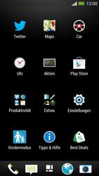 HTC One - Apps - Eine App deinstallieren - Schritt 3
