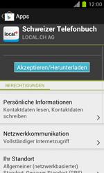 Samsung Galaxy S II - Apps - Installieren von Apps - Schritt 8