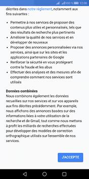 Huawei Mate 10 Pro - Applications - Créer un compte - Étape 15