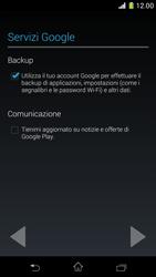 Sony Xperia Z1 Compact - Applicazioni - Configurazione del negozio applicazioni - Fase 14