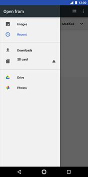 Nokia 7 Plus - E-mail - Sending emails - Step 13