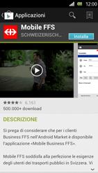 Sony Xperia U - Applicazioni - Installazione delle applicazioni - Fase 19