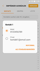 Samsung Galaxy S7 - MMS - Erstellen und senden - 8 / 22
