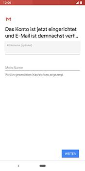 Google Pixel 3 - E-Mail - Konto einrichten (yahoo) - 12 / 16