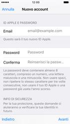 Apple iPhone 5 iOS 9 - Applicazioni - Configurazione del negozio applicazioni - Fase 12
