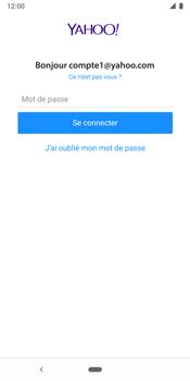 Google Pixel 3 - E-mails - Ajouter ou modifier votre compte Yahoo - Étape 9