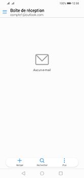 Huawei Y7 (2019) - E-mail - Configuration manuelle (outlook) - Étape 3