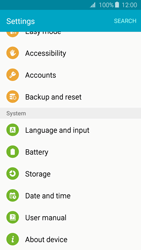 Samsung J320 Galaxy J3 (2016) - Appareil - Mises à jour - Étape 5