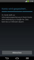 LG G Flex - Apps - Konto anlegen und einrichten - 19 / 26