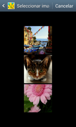 Samsung i8260 Galaxy Core - Mensajería - Escribir y enviar un mensaje multimedia - Paso 16