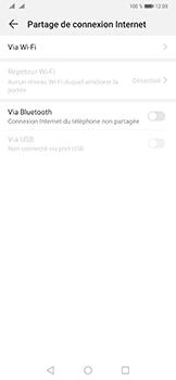 Huawei Mate 20 Pro - Internet et connexion - Utiliser le mode modem par USB - Étape 5