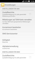 Alcatel OT-5050X Pop S3 - SMS - Manuelle Konfiguration - Schritt 6