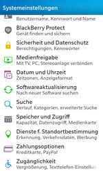 BlackBerry Z10 - Software - Installieren von Software-Updates - Schritt 4