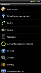 HTC Z715e Sensation XE - Bellen - in het buitenland - Stap 4
