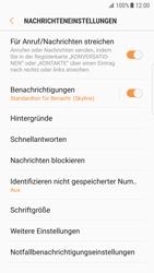 Samsung Galaxy S7 Edge (G935F) - Android Nougat - SMS - Manuelle Konfiguration - Schritt 6