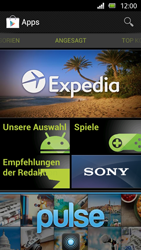 Sony Xperia U - Apps - Installieren von Apps - Schritt 4