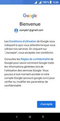 Alcatel 1 - E-mails - Ajouter ou modifier votre compte Gmail - Étape 10