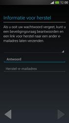 HTC One Mini - Applicaties - Account aanmaken - Stap 14