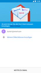 Nokia 8 - E-Mail - Manuelle Konfiguration - Schritt 22