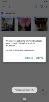 Google Pixel 3a - Photos, vidéos, musique - Envoyer une photo via Bluetooth - Étape 11
